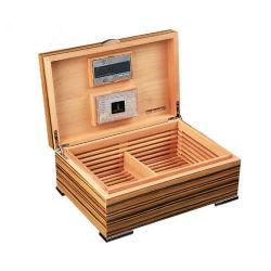 Zoll, der Silikon-Wärmeübertragung-des Drucken-3D Drucken-hölzernen Zigarre-Luftfeuchtigkeitsregler-Kasten der CNC-schnelles Erstausführung-Prototyp-Produktions-3D Drucken-des Extruder-3D galvanisiert