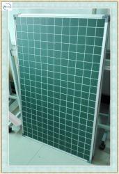Impresso a Blackboard com grades e Linhas