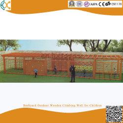 La Selva en madera de madera de exterior patio gimnasio muro de escalada para niños
