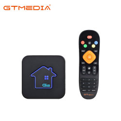 본래 Gtmedia G2 S905W 2g+16g 지원 4K WiFi Widevine L1 Netflix 쿼드 코어 인조 인간 7.1 텔레비젼 상자