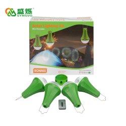 Feux de breveté, témoin du système d'énergie solaire Kit SRE-98G-4