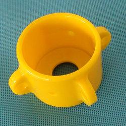 Tampa da Extremidade do disco rígido para o tubo de plástico, Tubo de Montagem