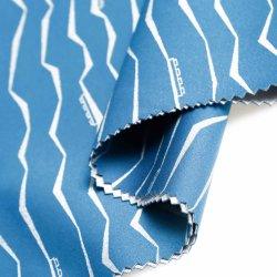 100% de tecido de poliéster, 30D Estrutura de tricotar com impressão reflexivo, TPU Laminação clara5K/3K+75D/72f velo polar, Softshell, deixam respirar