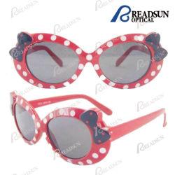 Les enfants des lunettes de soleil polarisées de miel avec design élégant (SPK446033)