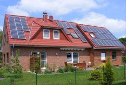 Sistema di alimentazione solare Full Power Off Grid 4000 W per uso domestico Utilizzare