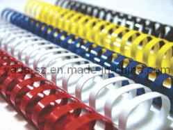 El enlace de plástico de PVC Anillo de peine