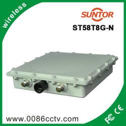 Inalámbrica de 5,8 Ghz receptor Transmisor de video CCTV