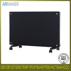 جهاز تدفئة قابل للضبط يعمل بالتسخانات الكهربائية بقوة 2000 واط مع مؤقت لمدة 24 ساعة