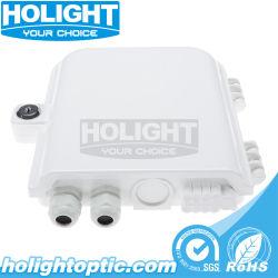 Cuadro de Terminación de fibra óptica FTTH para aplicaciones interiores y exteriores