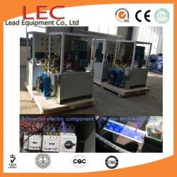 Elevadores eléctricos de potência hidráulica Unidade Pack com arrefecedor de ar