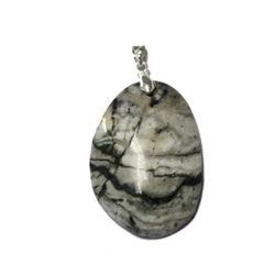 Pedras preciosas pendente manual com elevada qualidade Semi-Precious Pedra, vários modelos disponíveis