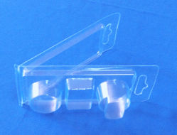 PVC libero Clamshell Box per Radiator Sets Blister Packing Box