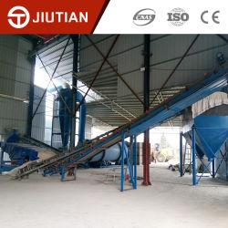 セメント / 砂産業 3 気筒ロータリドライヤ