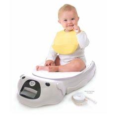 デジタル音楽機能のプラスチックから、成っている電子赤ん坊または幼児のスケール