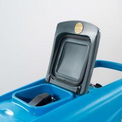 آليّة صناعيّة [بتّري بوور] مشية خلف جهاز غسل منظّف