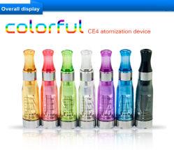 2013 El Mejor Cigarrillo Electronico atomizador atomizador Clearomizer pulverizadores CE4