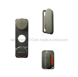 Bouton de volume d'alimentation côté touche Muet Kit 3 en 1 pour iPhone 4 (KS-SBK-4001)
