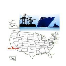 Recipiente de transporte marítimo da China para Los Angeles