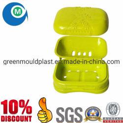 Moulage par injection plastique OEM pour salle de lavage filet plastique Soap Box