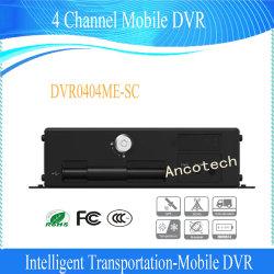 Dahua 4 de Mobiele Digitale Videorecorder van het Kanaal voor de Taxi van het Voertuig van de Auto van de Vrachtwagen van de Bus (dvr0404me-Sc)