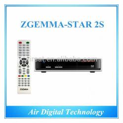 OS Original Box di Zgemma-Star 2s Twin Satellite Tuner Enigma2 Linux