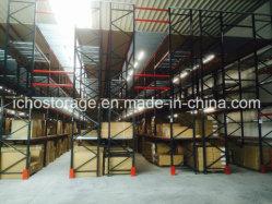 Depósito Multi-Floor rack Mezzanine de armazenamento de Carga Pesada