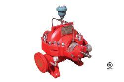 قائمة UL مضخة مياه مكافحة الحريق بالطرد المركزي