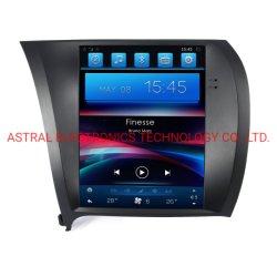 9.7 인치 KIA GPS Navgation Satnav RDS 보조 Easyconnection SWC Bluetooth WiFi Plug&Play를 가진 인조 인간 Tesla Touchscreen Autoradio 단위
