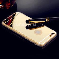 Nieuw product mobiele telefoon accessoire voor de iPhone 6, Mirror Case Back Cover Case voor iPhone 6 Plus