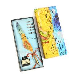 Yihuale penna antica penna retro PEN Quill DIP PEN artigianale