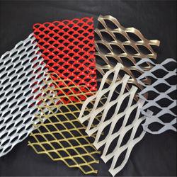 拡大されたメタ網の高品質のダイヤモンドによって拡大される金属