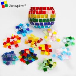 10 X 10 ملم Mix Mix Bقع الشريط، mix Hobies mix، mal Supplier، Mini mini mix Tiffany Glass
