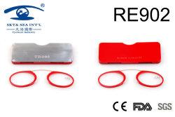 Vidros de leitura materiais do grampo do nariz do projeto Tr90 da forma com caso