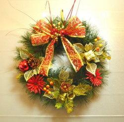 2013 Xmas на Рождественский венок/высокое качество рождественские Венки