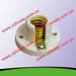 E12 en céramique de haute qualité douille de lampe avec homologué UL