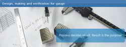 Gauge를 위한 디자인, Making 및 Verification