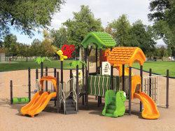 La moda y diversión al aire libre niños elementos de juegos