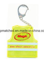 maglia Keychain riflettente morbido di 3m per il regalo promozionale