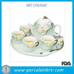 Le thé en céramique chinoise Promotive Gift Set
