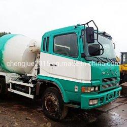 Camion mescolantesi concreti utilizzati 8cbm~10cbm del camion del miscelatore di Fuso Fv51jk