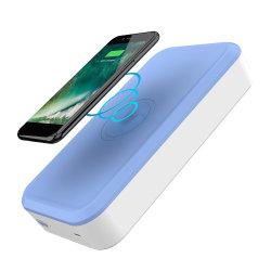 UVusb-Aufladeeinheits-UVC Desinfektion-Schrank-Roboter-Handy-Reinigungsmittel, das mini Pocket UVsterilisator-Kasten entkeimt