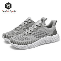 Unisexe Chaussures femmes Loisirs Sneakers Flyknit Chaussures confort