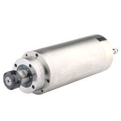 Hycnc 3.2kw 스핀들 모터 수랭식 4 베어링 AC 모터 CNC 라탈 천공 밀링을 위한 기계 공구 스핀들 모터
