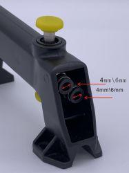 Válvula de palanca Pneuamtic, neumáticos Disassembler Kit para coche de la reparación de neumáticos de la herramienta de la columna de la máquina del interruptor de bloqueo de la válvula de palanca neumática