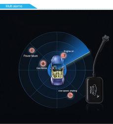 أجهزة تعقب الدراجة البخارية GPS تتبع الجدار الجغرافي إيقاف إنذار اهتزاز السيارة SOS الإنذار (KH)