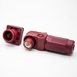 Connecteur de stockage de l'énergie 100A de 1mm Surlok la broche 6 du connecteur de batterie positif avec patte de barre omnibus