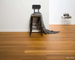 Glod Color teca de Birmania han diseñado nuevos Three-Layer Woodfloor amplia Plank Parquet
