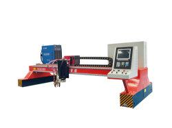 El pórtico CNC Máquina de corte con soplete de plasma/para el procesamiento de la hoja de metal Precio de la cortadora de plasma