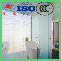 5mm 6mm Custom Electronic Frameless Privacy Pdlc Conmutable Plegable Deslizante Showroom Baño Ducha Puerta Smart Glass