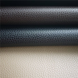 Synthétique de haute qualité PU/PVC en cuir pour accessoires de voiture canapé en cuir de meubles d'accessoire de voiture de tissu